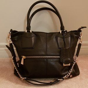 Botkier Pebbled Leather Tote Bag